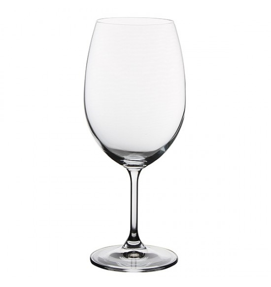 BOHEMIA MARTINA boros pohár 59cl Burgundi