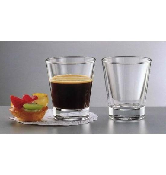 CAFFEINO kisérő pohár  8,5 cl