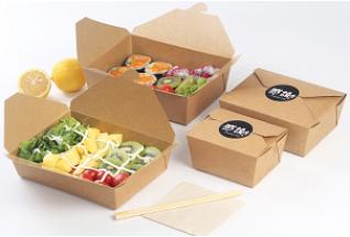 Food Box kraft  PRÉMIUM VASTAGSÁG 750 ml   400 db/# AKCIÓ ÁFÁS ÁR!