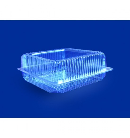 Műanyag K-440  EXTRA nagy ( b. m: 276*276*32+47 )tortás 100/#
