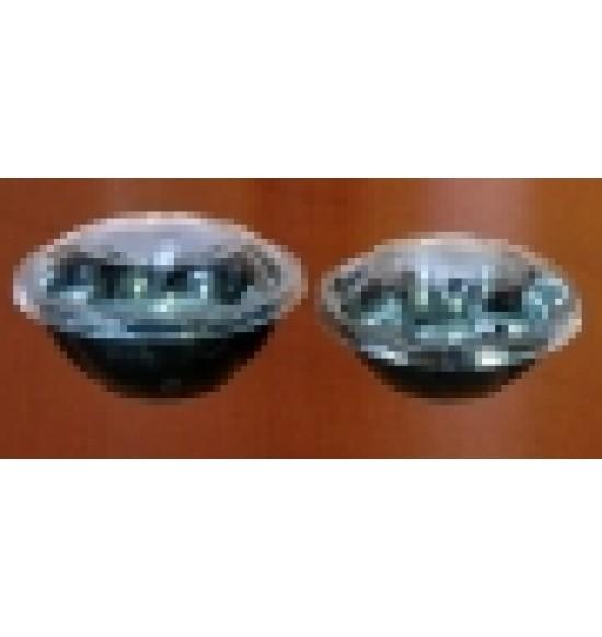 Műanyag fekete salátás ALJ 640ml /50db/600/#
