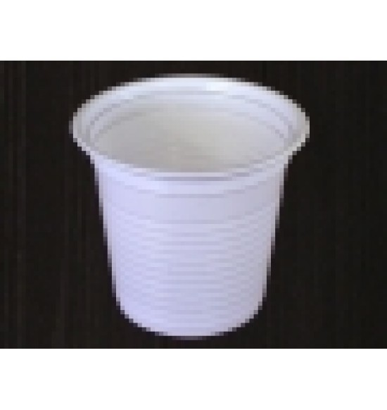 Műanyag Fehérpohár 0,08L 3000#/100db