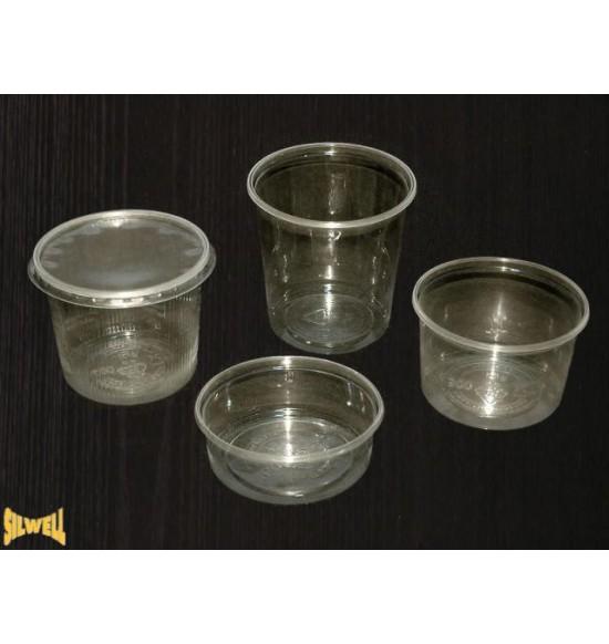 Műanyag szószos alj 125 ml 1000/#