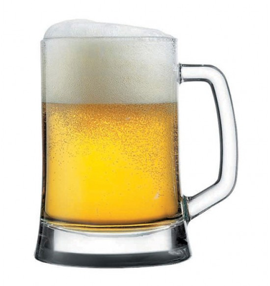 Pub söröskorsó 400ml