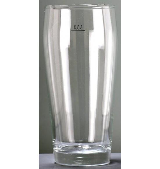 s19908 Jeles pohár 0,5 L sörös