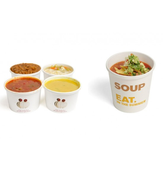 Soup to go Kraft  300 ml 500 db/#
